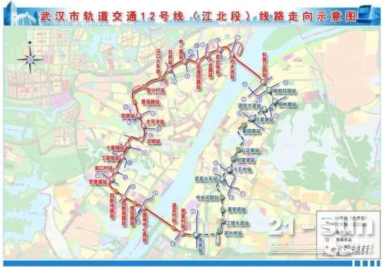 进展实探!三一起重机助力武汉地铁12号线即将霸气驰来!