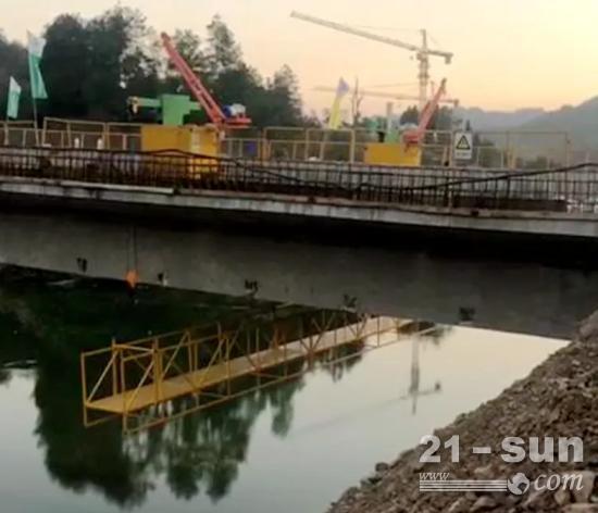 广西桥梁高空作业吊篮