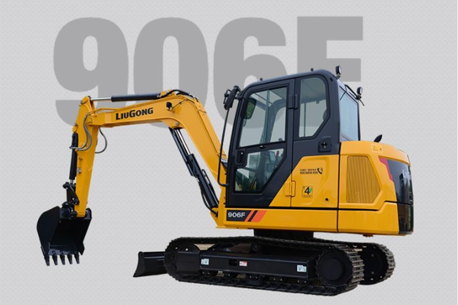 柳工906F履带挖掘机性能配置点评,值得买吗?