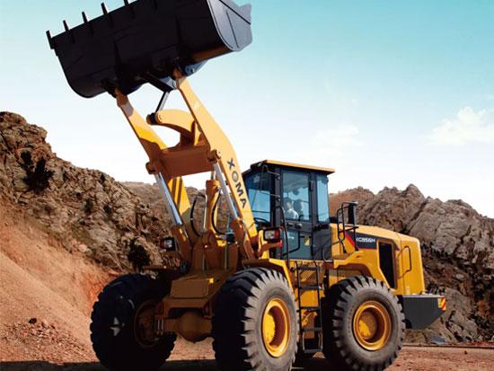 实力干将 作业能手 | 一图看懂厦工XG956N轮式装载机