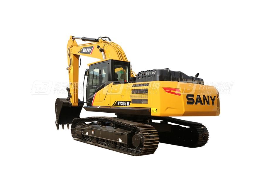 三一挖掘机SY305H SIC产品特点介绍