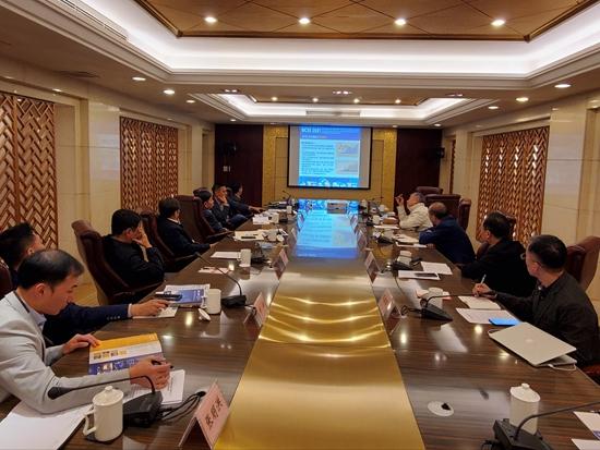 BICES 2021走进系列报道之吴培国秘书长一行走访中石油管道局设备租赁公司