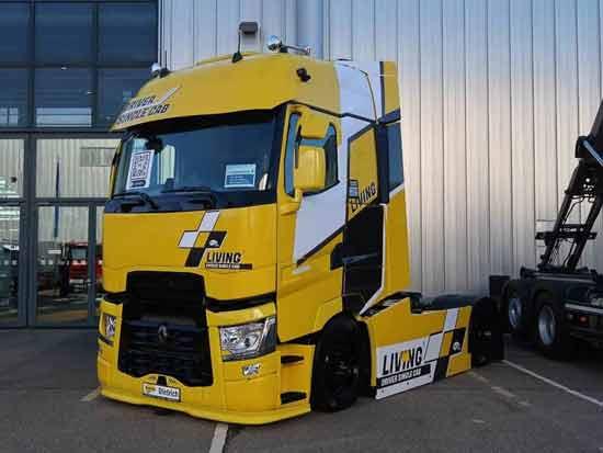奔驰Actros底盘打造,还带简易马桶,再带你看你一款欧洲卡车生活舱