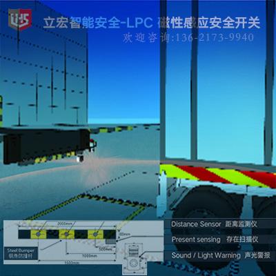 立宏智能安全-装卸区域安全预警系统-装卸作业时如何防止收伤