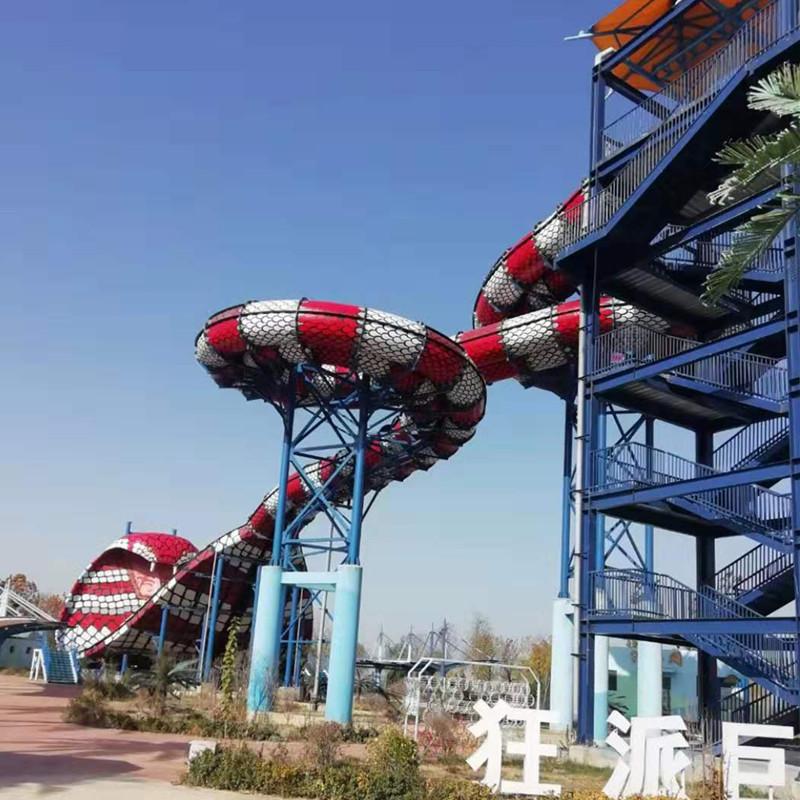 乌兰察布水上乐园_室内水上乐园设备制造设计安装公司